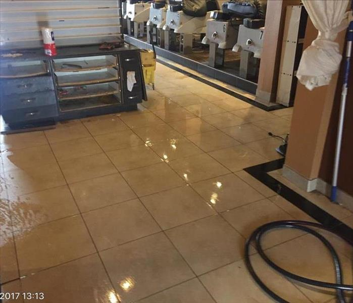 Flooding and Flood Cuts in Commercial Property Before