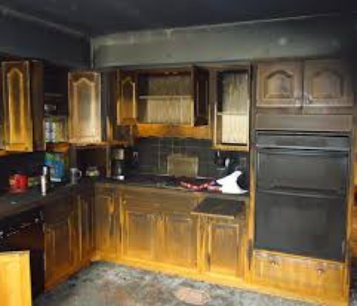 Fire Damage – Chattanooga Kitchen