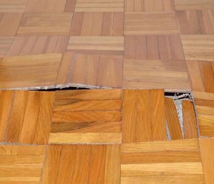 Storm Damage – Charleston Wood Floor