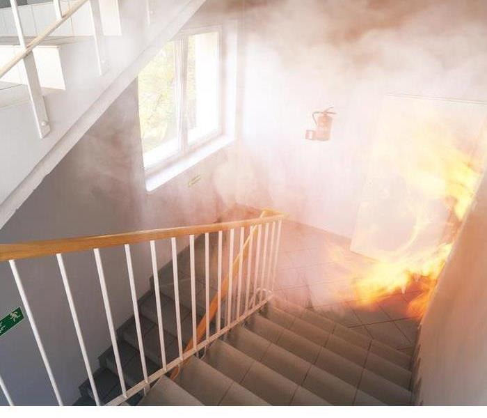 Commercial Securing Your Business After a Fire