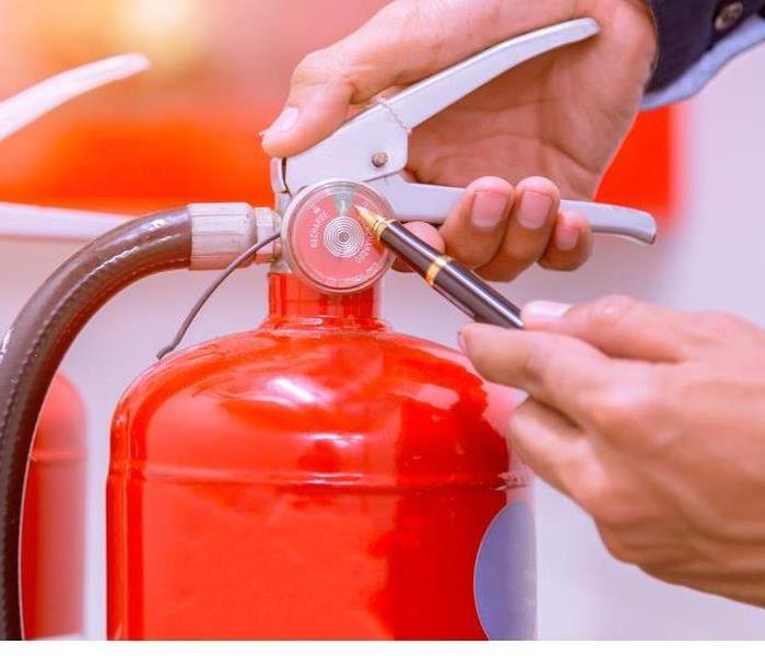 Fire Damage How To Choose a Residential Fire Extinguisher