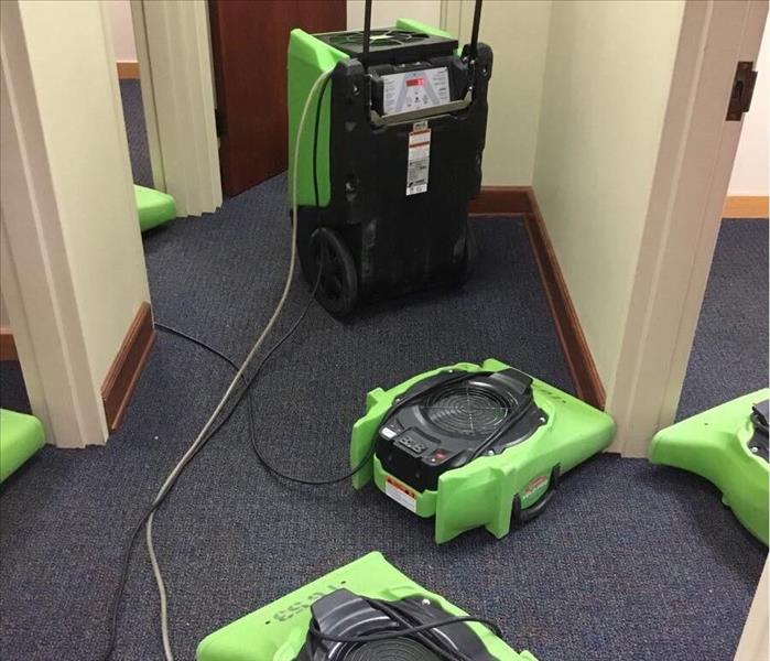 Commercial What Type of Commercial Services Does SERVPRO Offer?