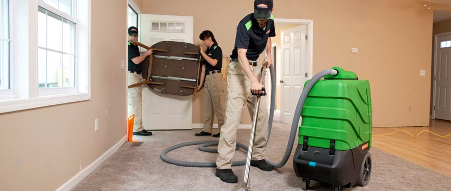 Cleveland, TN residential restoration cleaning